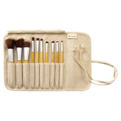 BH Cosmetics Eco Luxe – 10 Piece Brush Set - Authentic Cosmetics - Original Cosmetics Nigeria - Lagos - Abuja - Port-Harcourt