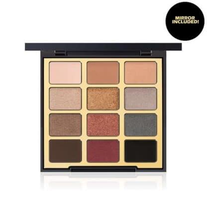 Milani Bold Obsessions Eyeshadow Palette - 02 Bold Obsession - Authentic Cosmetics - Original Makeup - Original Cosmetics Nigeria - Lagos - Abuja
