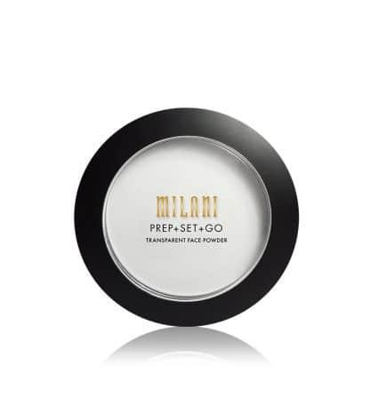 Milani Prep + Set + Go Transparent Face Powder - Original Cosmetics Nigeria - Authentic Makeup - Affordable Makeup - Lagos - Abuja