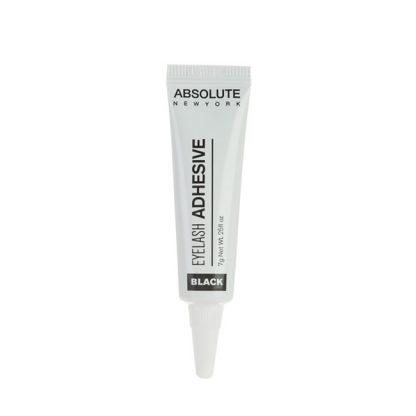 Absolute New York Eyelash Adhesive Tube - Black - Authentic Cosmetics - Original Makeup Products - Original Cosmetics Nigeria - Eyelash Glue - Lagos - Abuja - Port Harcourt - Nigeria
