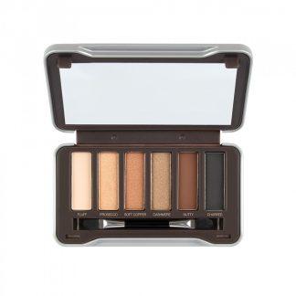 Absolute New York Icon Mini Eyeshadow Palette - 01 Gold Glitz - Authentic Cosmetics - Original Cosmetics Nigeria - Lagos - Abuja - Port Harcourt - Nig