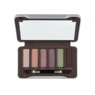 Absolute New York Icon Mini Eyeshadow Palette - 03 Royal Tea - Authentic Cosmetics - Original Cosmetics Nigeria - Lagos - Abuja - Port Harcourt - Nigeria