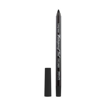Absolute New York Waterproof Gel Eye Liner - Black - Authentic Cosmetics - Original Makeup Products - Matte Eye Liner - Original Cosmetics Nigeria - Lagos - Abuja - Port Harcourt - Nigeria
