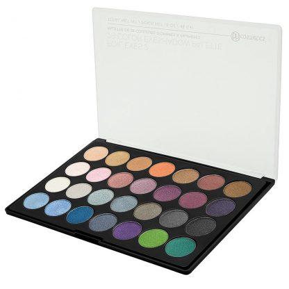 BH Cosmetics Foil Eyes 2 - 28 Color Eyeshadow Palette - Authentic Cosmetics - Original Cosmetics Nigeria - Lagos - Abuja - Port Harcourt