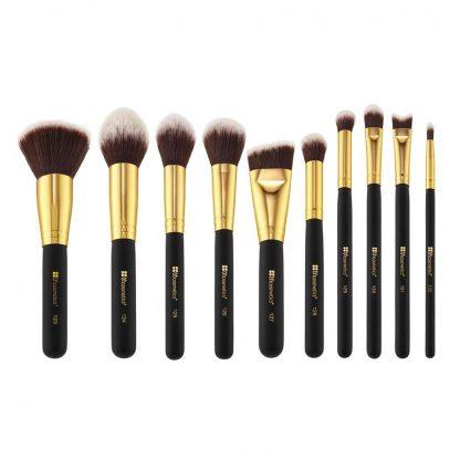 BH Cosmetics Sculpt and Blend 2 - 10 Piece Brush Set - Authentic Cosmetics - Original Cosmetics Nigeria - Lagos - Abuja - Port-Harcourt
