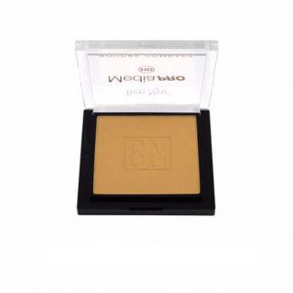 Ben Nye MediaPRO HD Poudre Compact - Caramel - Authentic Cosmetics - Original Makeup - Original Cosmetics Nigeria - Lagos - Abuja - Port Harcourt - lekki