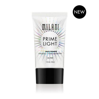 Milani Prime Light Strobing + Pore-Minimizing Face Primer - Illuminating Face Primer - Dewy Face Primer - Original Cosmetics Nigeria - Original Cosmetics In Lagos - Abuja - Port Harcourt