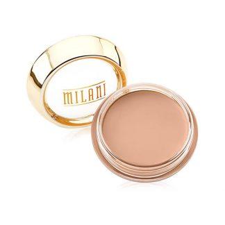 Milani Secret Cover Concealer Cream - 01 Warm Beige - Matte Concealer - Waterproof Concealer - Original Cosmetics Nigeria - Original Milani - Original Makeup Products- Lagos - Abuja - Port Harcourt