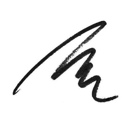 Milani Supreme Kohl Kajal Eyeliner - Swatch - Waterproof Eyeliner - Liquid eyeliner - Matte Eyeliner - Authentic Cosmetics - Original Cosmetics Nigeria - Original Milani Products - Lagos - Abuja