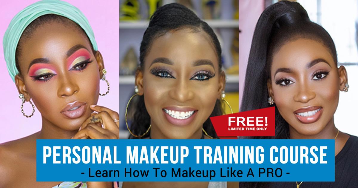 Free Makeup Courses Online Saubhaya