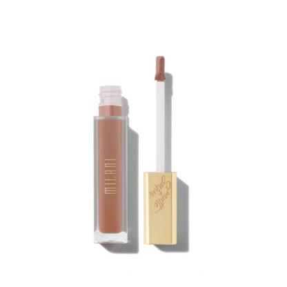 Milani Amore Satin Matte Lip Creme - 01 Lavish - Nude - Liquid Lipstick - Original Cosmetics Nigeria - Original Milani Cosmetics - Lagos - Abuja - PortHarcourt - Lekki - Kaduna - Kano