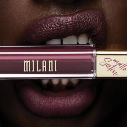 Milani Amore Satin Matte Lip Creme - 06 Revel - Matte Lipstick - Original Cosmetics Nigeria - Original Makeup Products - Milani Cosmetics Nigeria - Lagos - Abuja - Portharcourt - Surulere