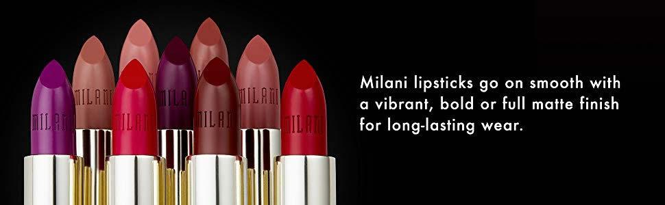 Milani Bold Color Statement Matte Lipstick - Original Cosmetics Nigeria - Original Milani Products - Milani Cosmetics Nigeria - Lagos - Abuja - Portharcourt - Lekki - Surulere - Kano - Kaduna