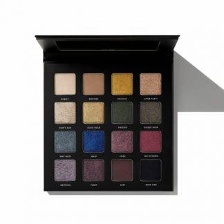 Milani Gilded Noir Eyeshadow Palette - Original Cosmetics Nigeria - Milani Eyeshadow Palette - Original Makeup Products - Milani Cosmetics Nigeria - Lagos - Abuja - Portharcourt - Lekki - Surulere