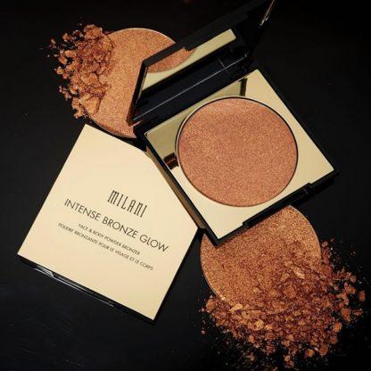 Milani Intense Bronze Glow Powder Bronzer - Original Cosmetics - Original Makeup Products - Original Milani - Milani Cosmetics - Lagos - Abuja - Portharcourt - Lekki - Surulere - kaduna - Kano
