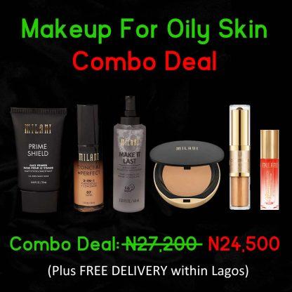 Makeup for Oily Skin Combo Deal 3 - Original Cosmetics Nigeria - Lagos - Abuja - PortHarcourt 2