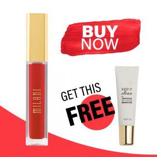 Milani Amore Liquid Lipsticks