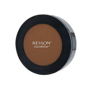 Revlon Colorstay Pressed Powder - 410 Cappuccino - Matte Powder - Oil Free Powder - Revlon Nigeria - Original Cosmetics Nigeria - Original Makeup Products - Lagos - Abuja - Port-Harcourt
