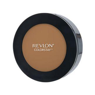 Revlon Colorstay Pressed Powder - Caramel - Matte Powder - Oil Free Powder - Revlon Nigeria - Original Cosmetics Nigeria - Original Makeup Products - Lagos - Abuja - Port-Harcourt