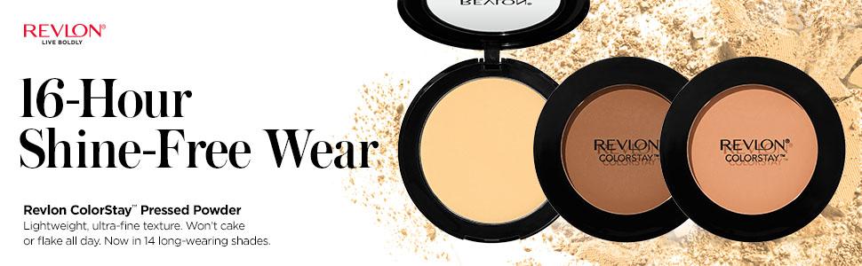 Revlon Colorstay Pressed Powder - Matte Powder - Oil Free Powder - Revlon Nigeria - Original Cosmetics Nigeria- Lagos - Abuja - Port-Harcourt