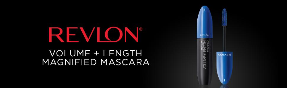 Revlon Volume + Length Magnified Mascara - Waterproof - Revlon Nigeria - Original Revlon Products - Original Cosmetics Nigeria