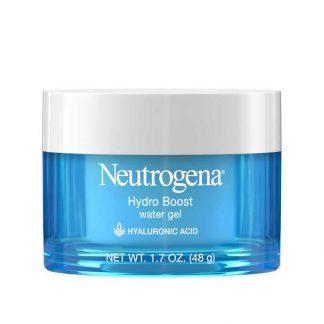 Neutrogena Hydro Boost Water Gel with Hyaluronic Acid - Facial Moisturizers - Dry Skin Treatment - Original Cosmetics Nigeria - Original Beauty Products - Lagos - Abuja - Portharcourt - Lekki