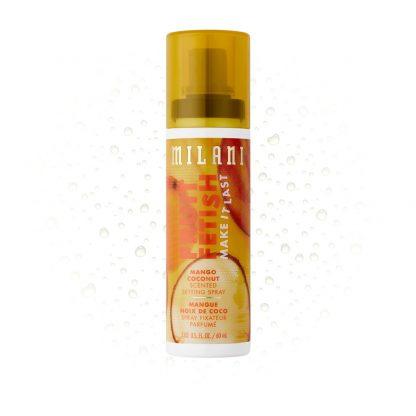 Milani Make It Last Fruit Fetish Setting Spray - Mango Coconut - Original Cosmetics Nigeria - Original Makeup Products - Milani Cosmetics Nigeria - Lagos - Abuja - Portharcourt - Lekki