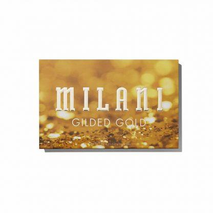 Milani Gilded Gold Eyeshadow Palette - Original Cosmetics Nigeria - Eyeshadow Palettes - Original Makeup Products - Milani Cosmetics - Lagos - Abuja - PortHarcourt - Lekki - Kaduna - Kano