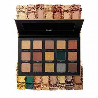 Milani Gilded Gold Eyeshadow Palette - Original Cosmetics Nigeria - Milani Eyeshadow Palette - Original Makeup Products - Milani Cosmetics Nigeria - Lagos - Abuja - Portharcourt - Lekki - Surulere