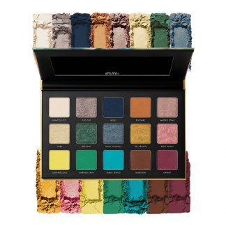 Milani Gilded Jewel Eyeshadow Palette - Original Cosmetics Nigeria - Milani Eyeshadow Palette - Original Makeup Products - Milani Cosmetics Nigeria - Lagos - Abuja - Portharcourt - Lekki - Surulere