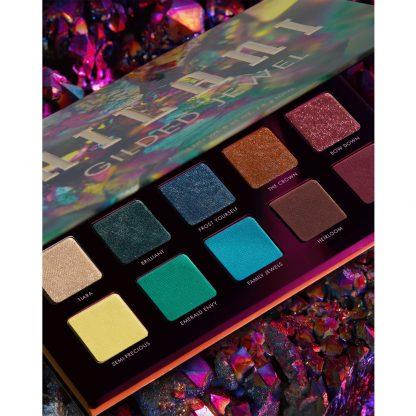 Milani Gilded Jewel Eyeshadow Palette - Original Cosmetics Nigeria - Original Milani Eyeshadow Palette - Milani Cosmetics Nigeria - Lagos - Abuja - PortHarcourt - Ikeja - Magodo - Lekki